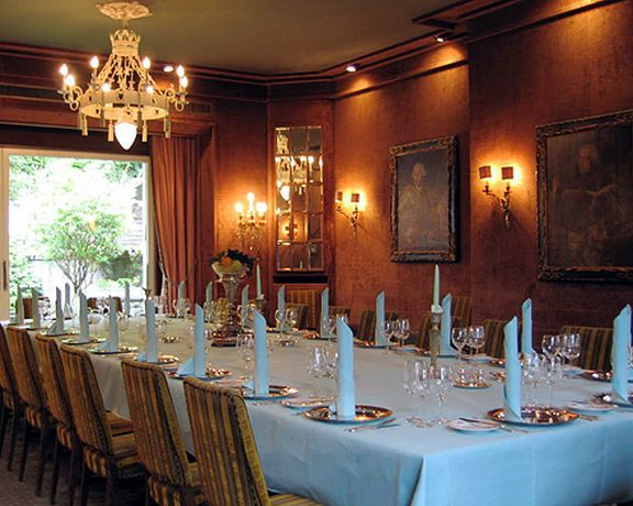 Rittersaal - Restaurant Old Swiss House Luzern